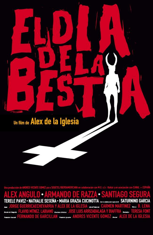 El día de la bestia Movie Poster, Movie Poster, Poster Satış, all posters, kanvas tablo, canvas print sales