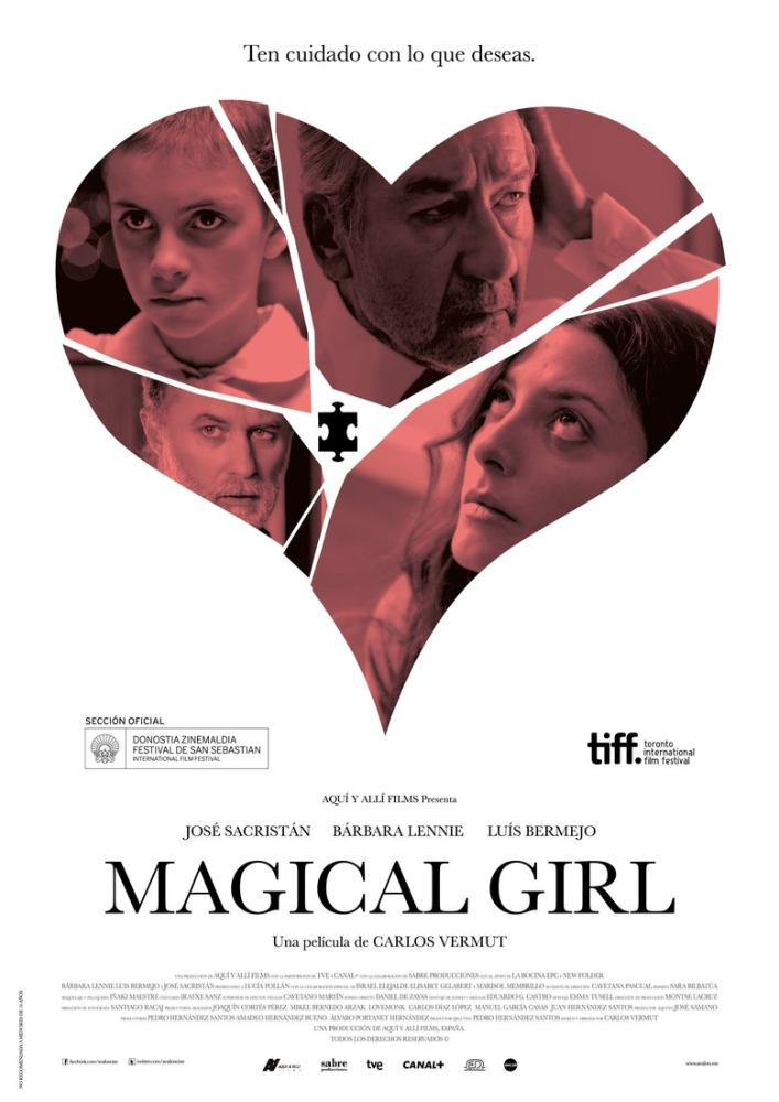 Magical Girl 2 Movie Poster, Movie Poster, Poster Satış, all posters, kanvas tablo, canvas print sales