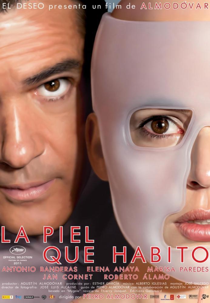 La piel que habito Movie Poster, Movie Poster, Poster Satış, all posters, kanvas tablo, canvas print sales