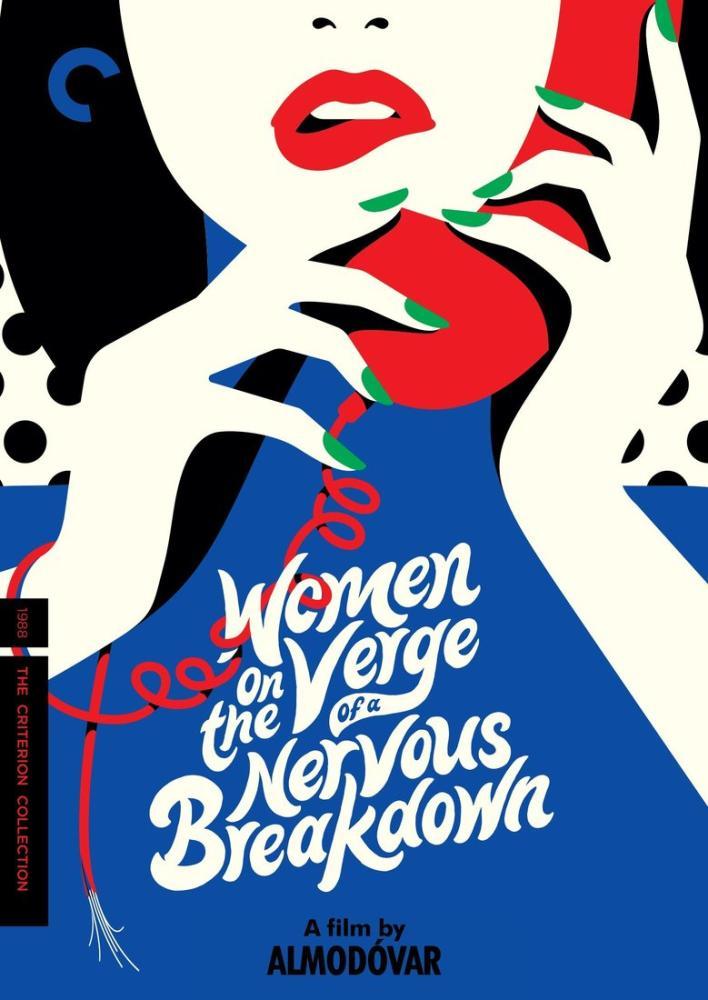 Sinir Krizinin Eşiğindeki Kadınlar Film Posteri, Film Posteri, Poster Satış, all posters, kanvas tablo, canvas print sales