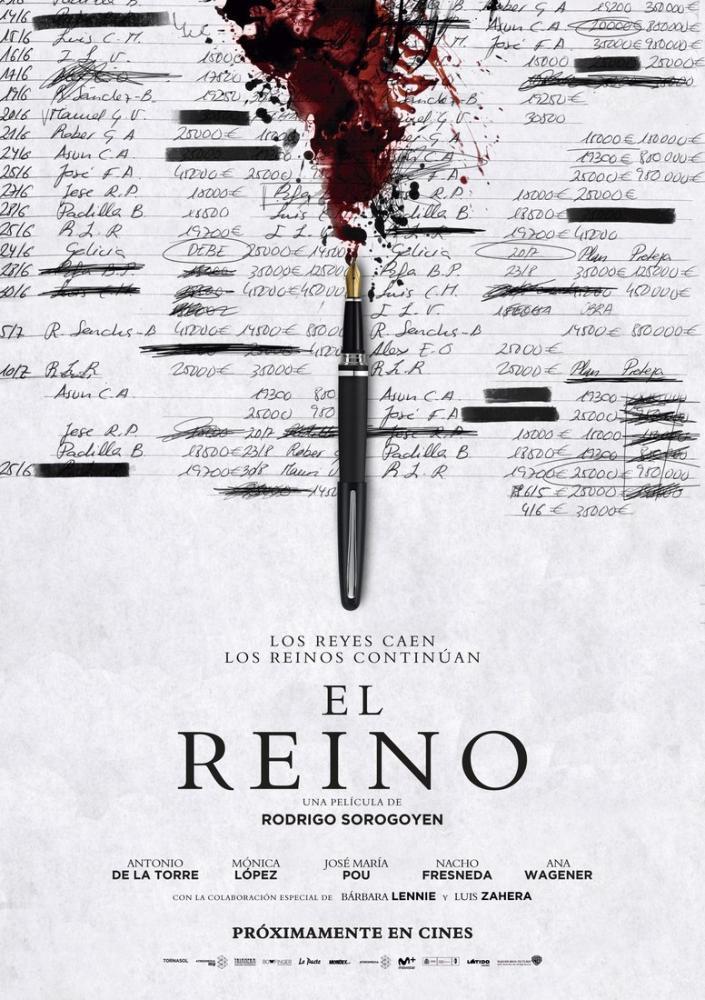 El reino Movie Poster, Movie Poster, Poster Satış, all posters, kanvas tablo, canvas print sales