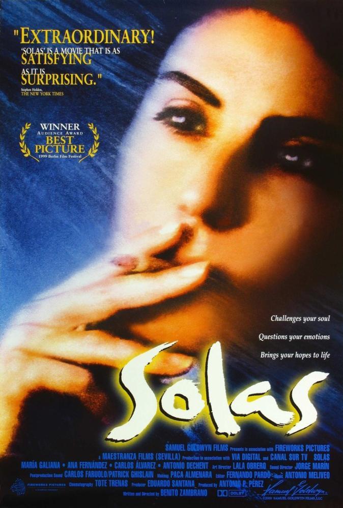 Solas Movie Poster, Movie Poster, Poster Satış, all posters, kanvas tablo, canvas print sales