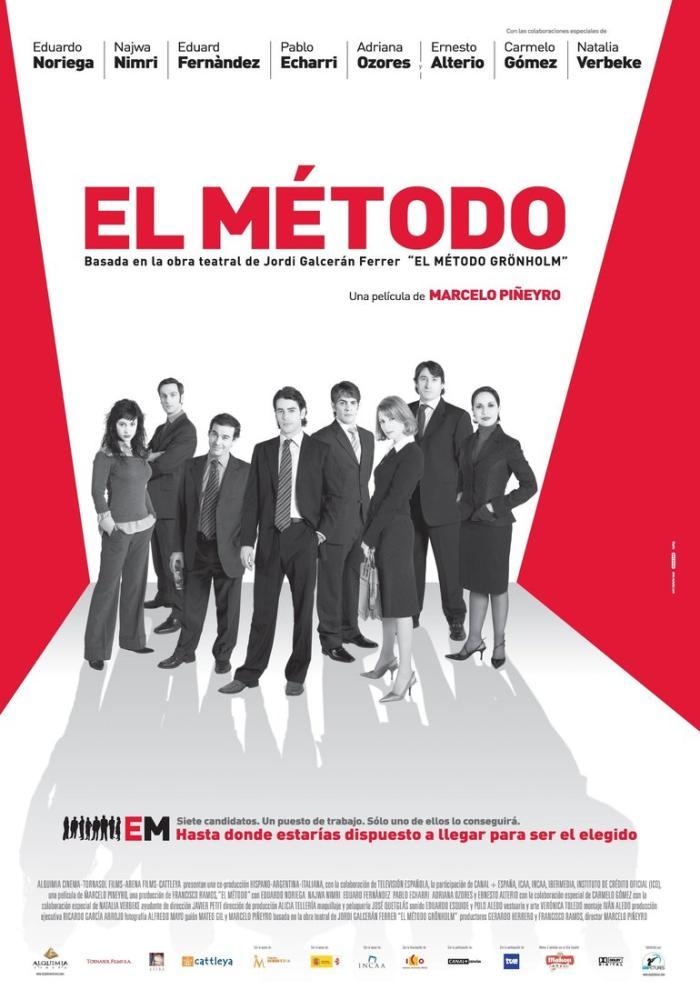 El método Movie Poster, Movie Poster, Poster Satış, all posters, kanvas tablo, canvas print sales