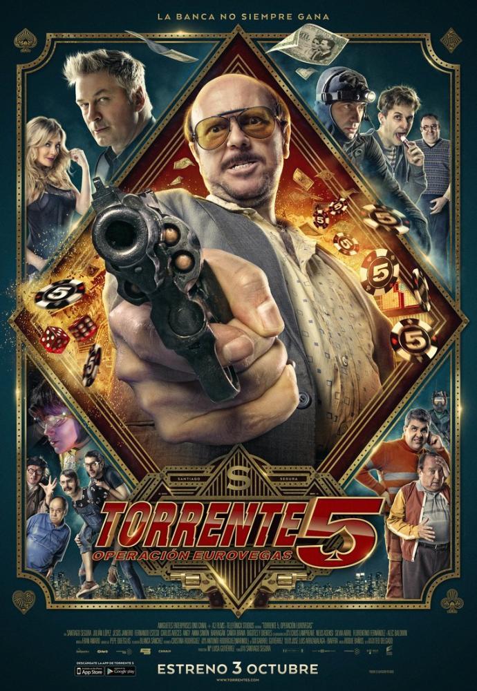 Torrente 5 Film Posteri, Film Posteri, Poster Satış, all posters, kanvas tablo, canvas print sales