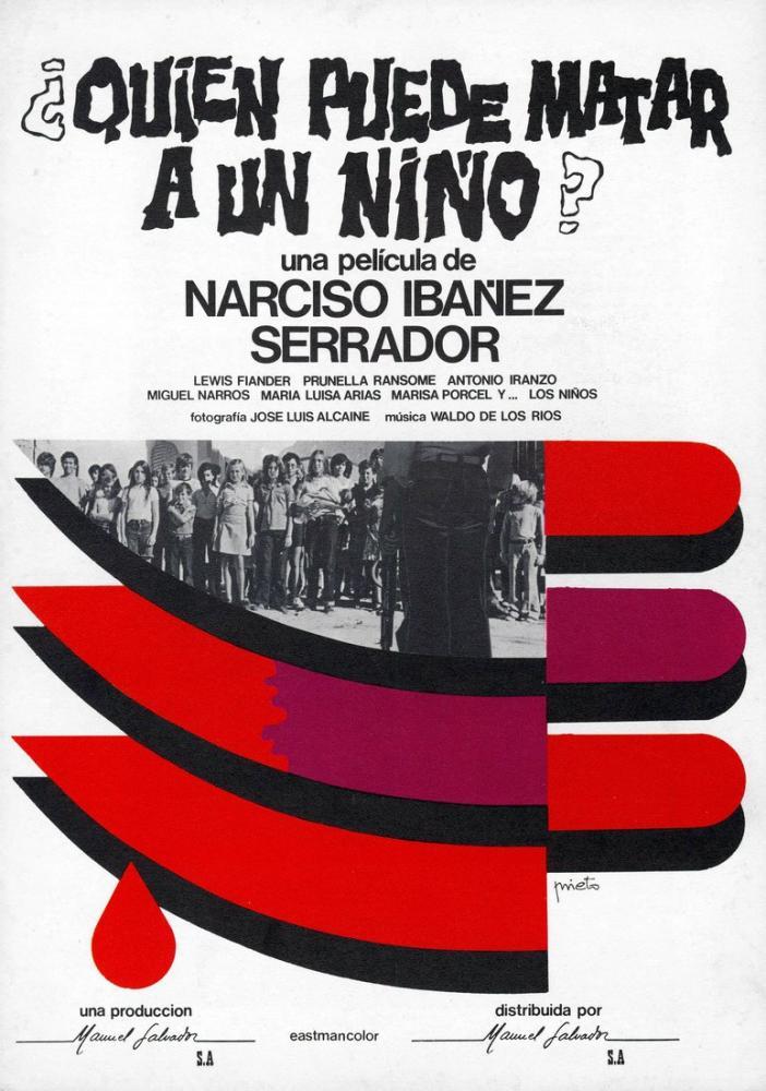 Quién puede matar a un niño? Movie Poster, Movie Poster, Poster Satış, all posters, kanvas tablo, canvas print sales