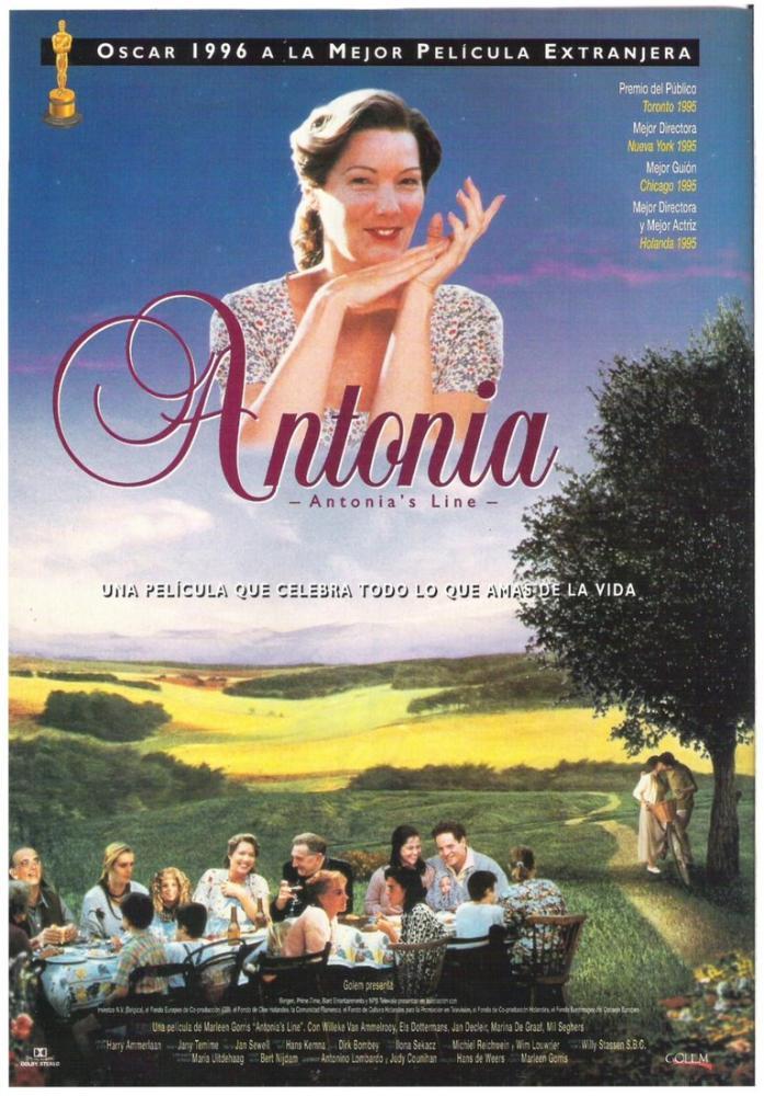 Antonia nın Yazgısı Film Posteri, Film Posteri, Poster Satış, all posters, kanvas tablo, canvas print sales