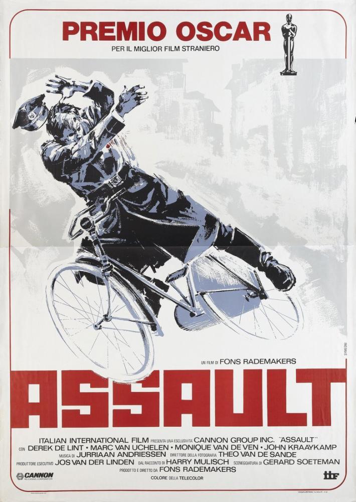 The Assault Film Posteri, Film Posteri, Poster Satış, all posters, kanvas tablo, canvas print sales