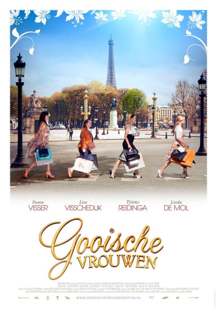 Gooische Vrouwen Movie Poster, Movie Poster, Poster Satış, all posters, kanvas tablo, canvas print sales