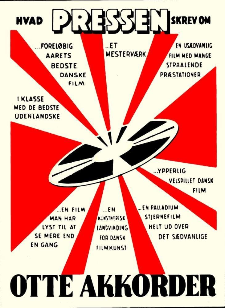 Otte akkorder Film Posteri, Film Posteri, Poster Satış, all posters, kanvas tablo, canvas print sales