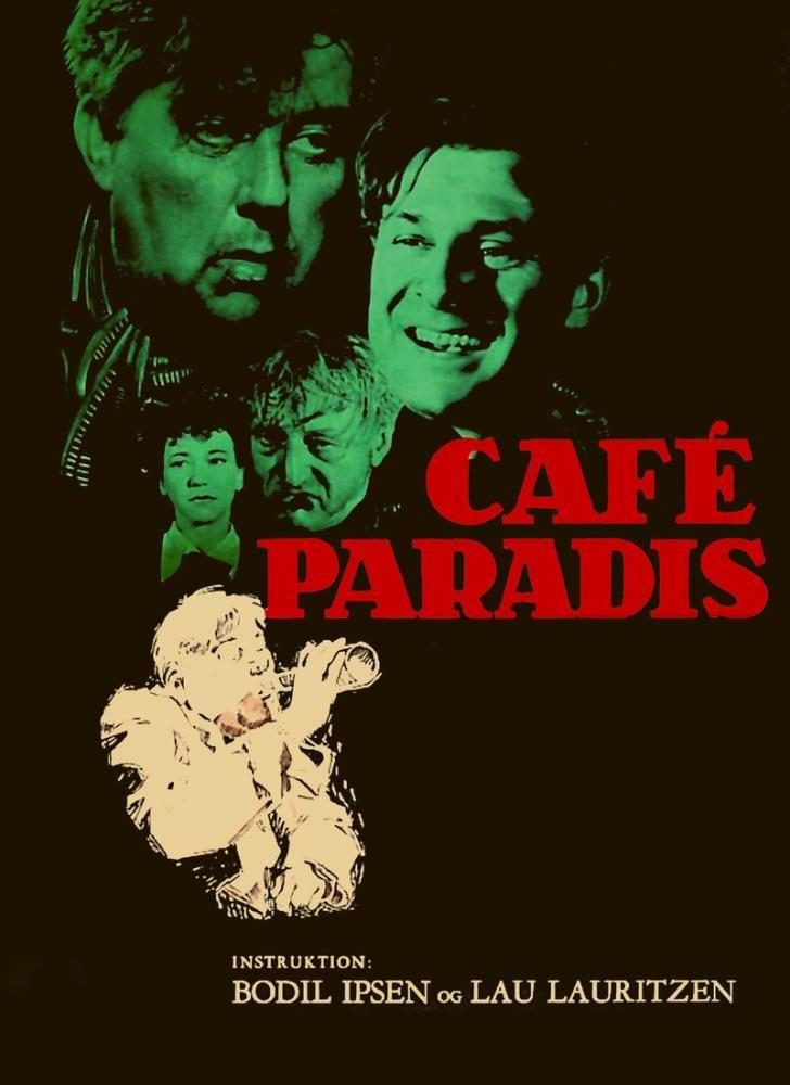 Café Paradis Film Posteri, Film Posteri, Poster Satış, all posters, kanvas tablo, canvas print sales