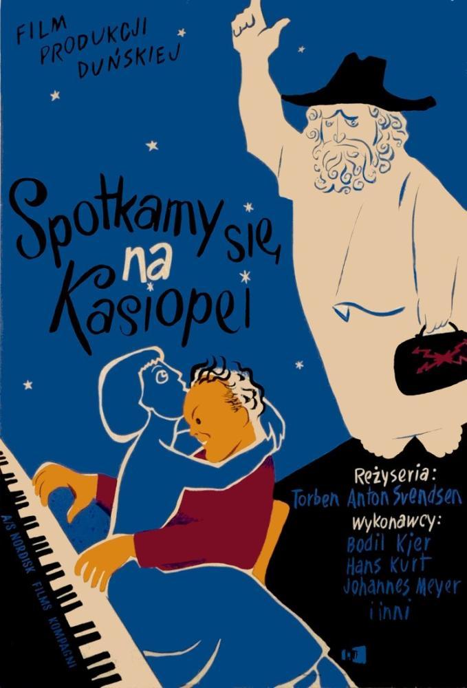 Meet Me on Cassiopeia Movie Poster, Movie Poster, Poster Satış, all posters, kanvas tablo, canvas print sales