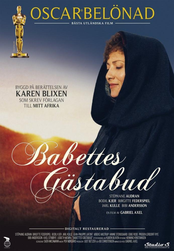 Babette s Feast Movie Poster, Movie Poster, Poster Satış, all posters, kanvas tablo, canvas print sales