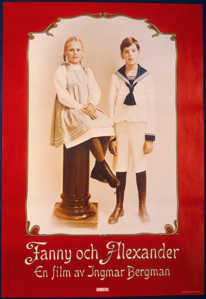 Fanny and Alexander Movie Poster, Movie Poster, Poster Satış, all posters, kanvas tablo, canvas print sales