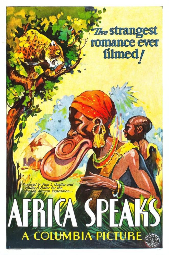 Africa Speaks! Film Posteri, Film Posteri, Poster Satış, all posters, kanvas tablo, canvas print sales