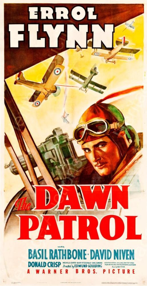 The Dawn Patrol 2 Film Posteri, Film Posteri, Poster Satış, all posters, kanvas tablo, canvas print sales