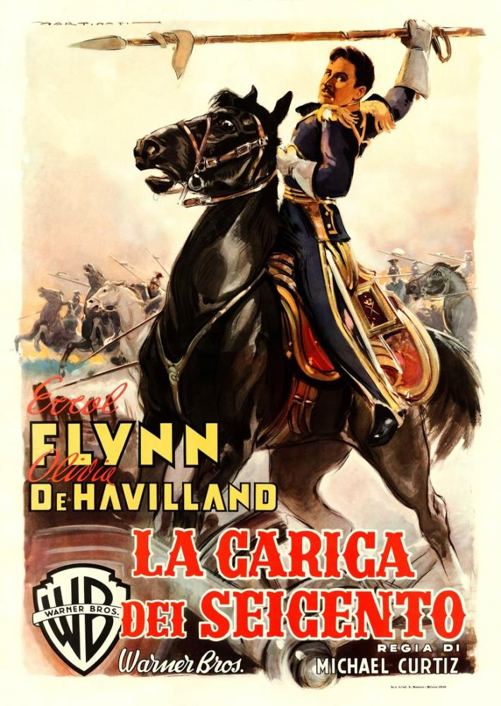 The Charge of the Light Brigade Movie Poster, Movie Poster, Poster Satış, all posters, kanvas tablo, canvas print sales