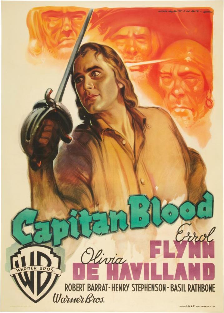 Kanlı Korsan Film Posteri, Film Posteri, Poster Satış, all posters, kanvas tablo, canvas print sales