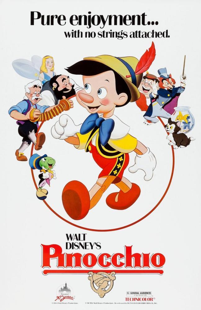 Pinokyo Film Posteri, Film Posteri, Poster Satış, all posters, kanvas tablo, canvas print sales