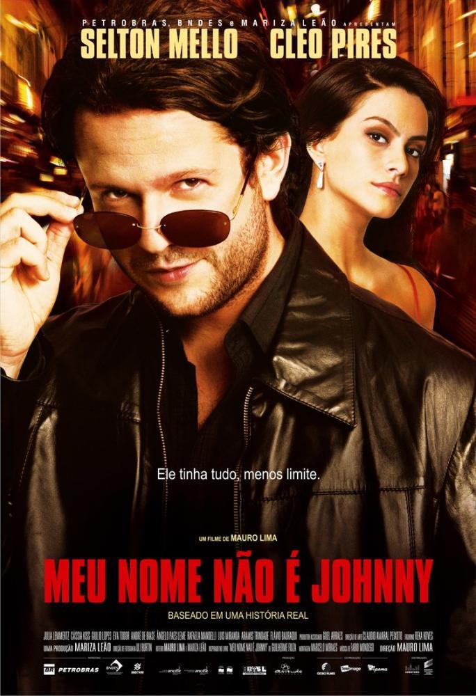 Meu Nome Não É Johnny Movie Poster, Movie Poster, Poster Satış, all posters, kanvas tablo, canvas print sales