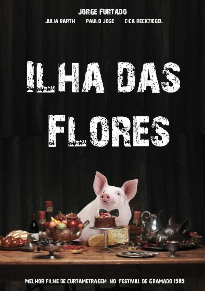 Çiçekler Adası Film Posteri, Film Posteri, Poster Satış, all posters, kanvas tablo, canvas print sales
