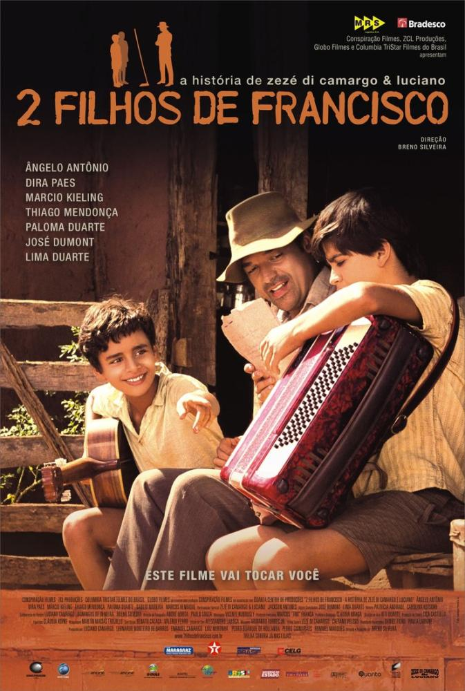 2 Filhos de Francisco Movie Poster, Movie Poster, Poster Satış, all posters, kanvas tablo, canvas print sales