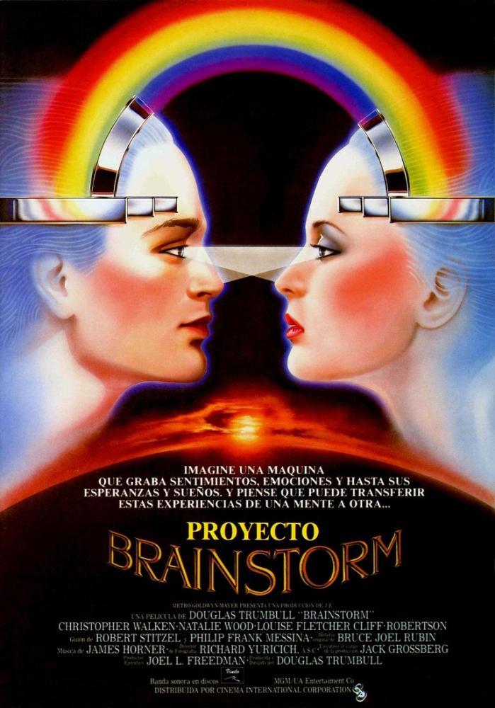 Brainstorm Film Posteri, Film Posteri, Poster Satış, all posters, kanvas tablo, canvas print sales