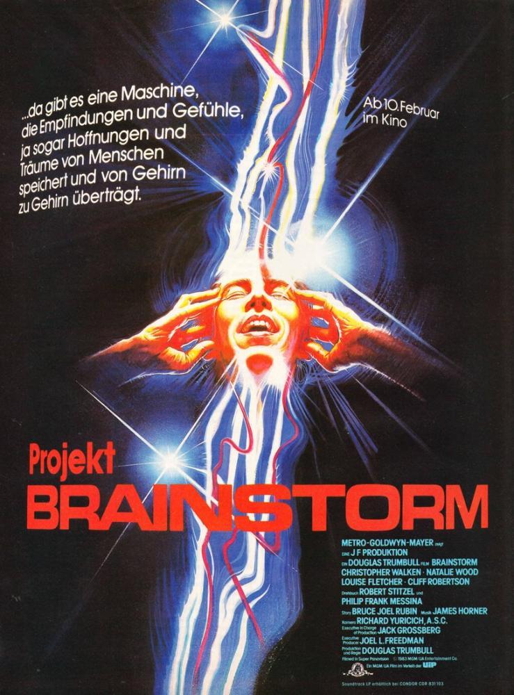 Brainstorm 3 Movie Poster, Movie Poster, Poster Satış, all posters, kanvas tablo, canvas print sales
