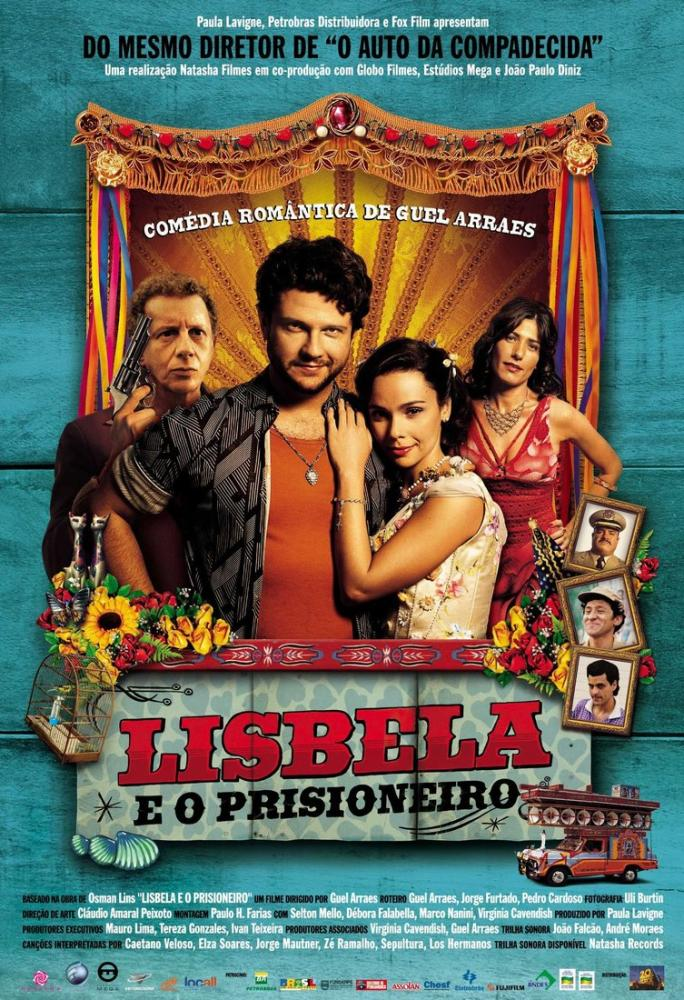 Lisbela and the Prisoner Movie Poster, Movie Poster, Poster Satış, all posters, kanvas tablo, canvas print sales