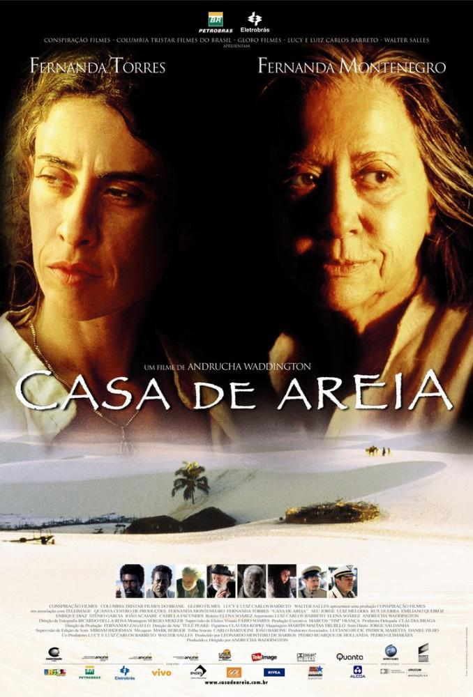Casa de Areia 3 Movie Poster, Movie Poster, Poster Satış, all posters, kanvas tablo, canvas print sales