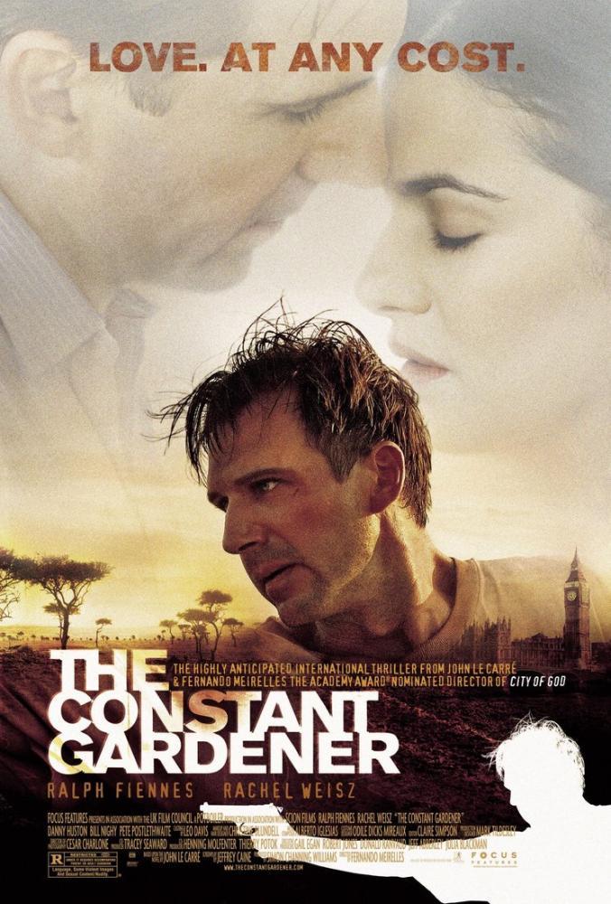 The Constant Gardener Movie Poster, Movie Poster, Poster Satış, all posters, kanvas tablo, canvas print sales
