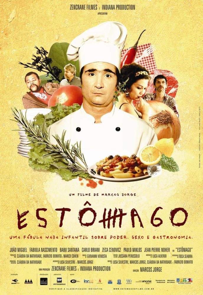 Estômago Movie Poster, Movie Poster, Poster Satış, all posters, kanvas tablo, canvas print sales