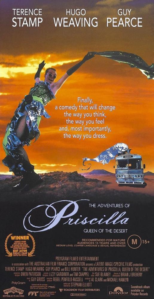 The Adventures of Priscilla, Queen of the Desert Movie Poster, Movie Poster, Poster Satış, all posters, kanvas tablo, canvas print sales