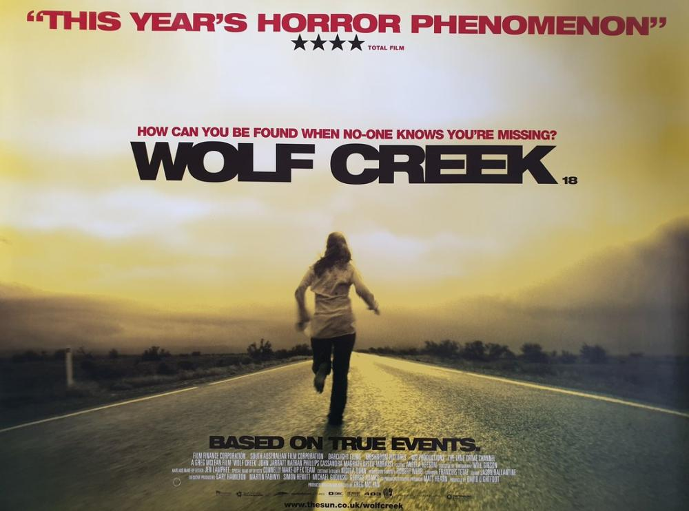 Wolf Creek Movie Poster, Movie Poster, Poster Satış, all posters, kanvas tablo, canvas print sales