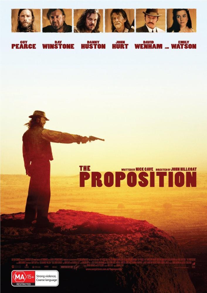 The Proposition Movie Poster, Movie Poster, Poster Satış, all posters, kanvas tablo, canvas print sales