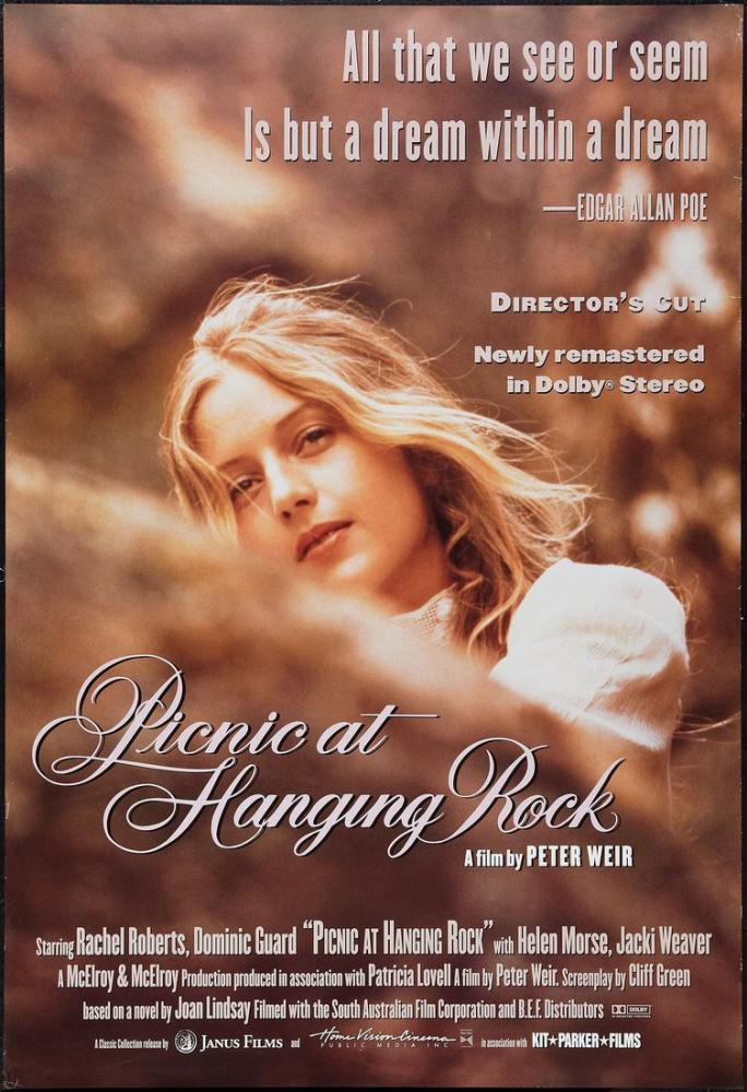 Hanging Rock ta Piknik 2 Film Posteri, Film Posteri, Poster Satış, all posters, kanvas tablo, canvas print sales