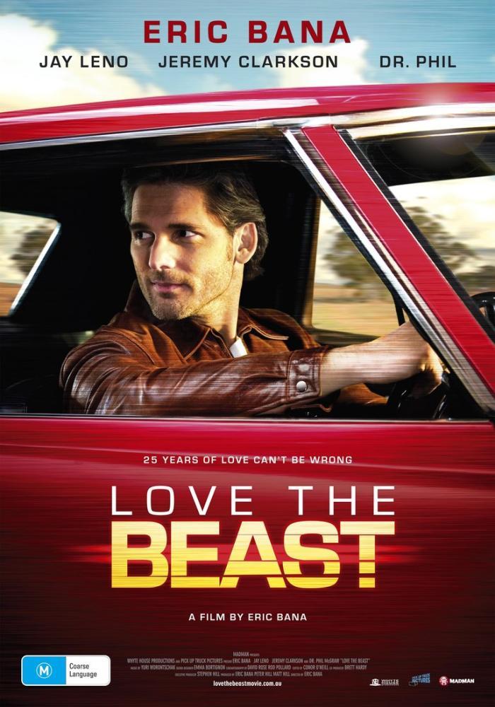 Love The Beast Film Posteri, Film Posteri, Poster Satış, all posters, kanvas tablo, canvas print sales