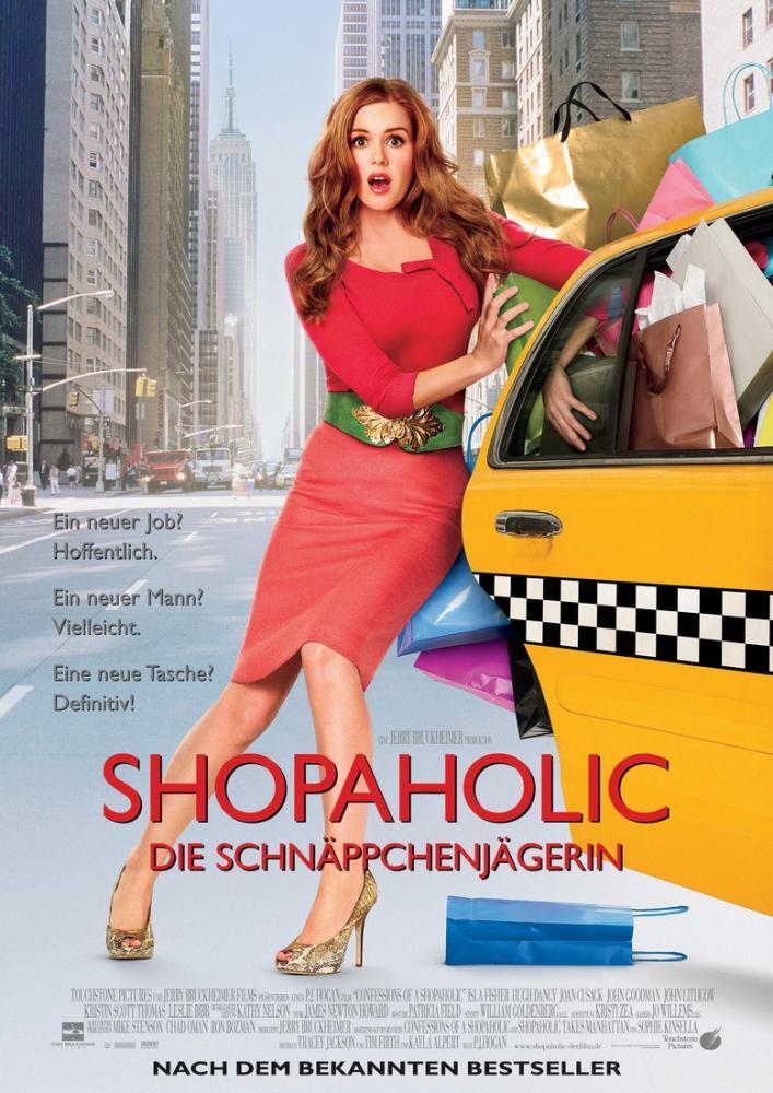 Bir Alışverişkoliğin İtirafları Film Posteri, Film Posteri, Poster Satış, all posters, kanvas tablo, canvas print sales
