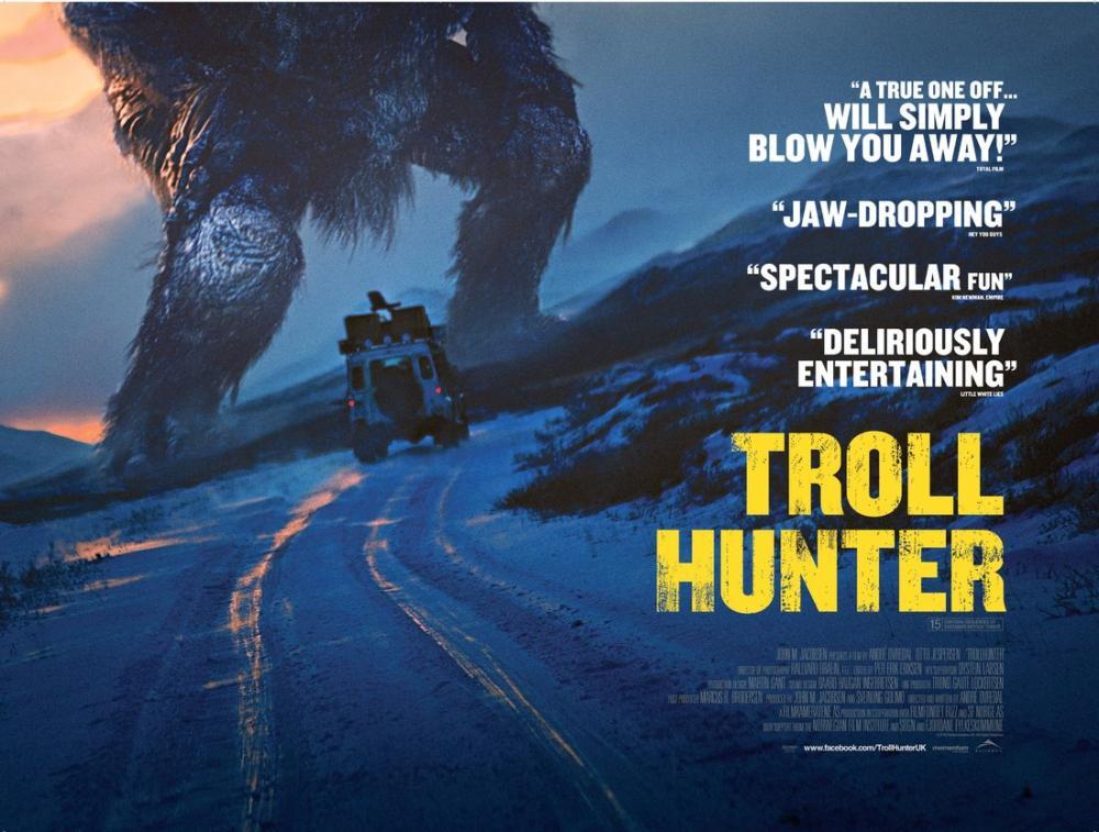 Trollhunter Movie Poster, Movie Poster, Poster Satış, all posters, kanvas tablo, canvas print sales