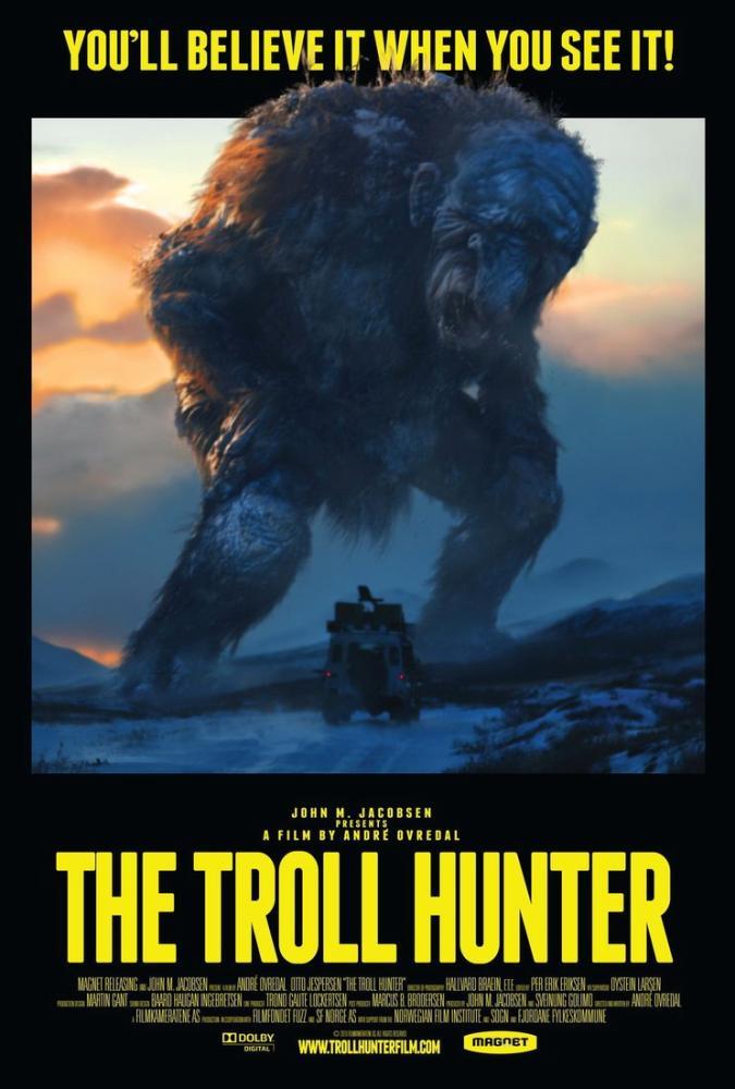 Trollhunter 2 Movie Poster, Movie Poster, Poster Satış, all posters, kanvas tablo, canvas print sales