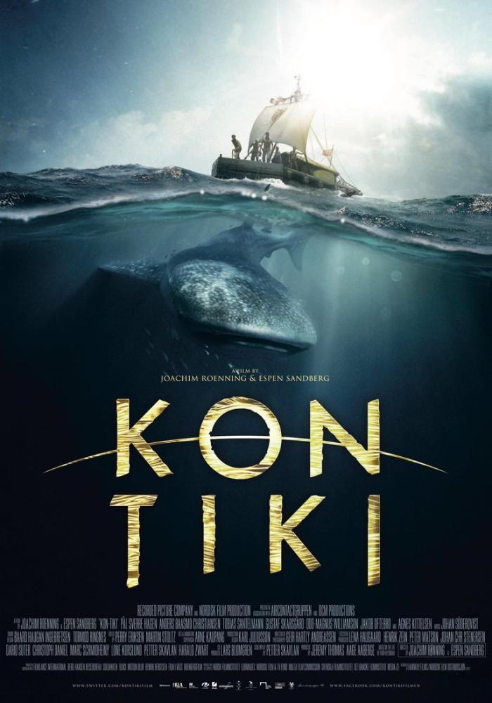 Kon-Tiki 6 Film Posteri, Film Posteri, Poster Satış, all posters, kanvas tablo, canvas print sales