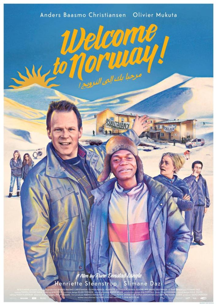 Welcome to Norway Movie Poster, Movie Poster, Poster Satış, all posters, kanvas tablo, canvas print sales