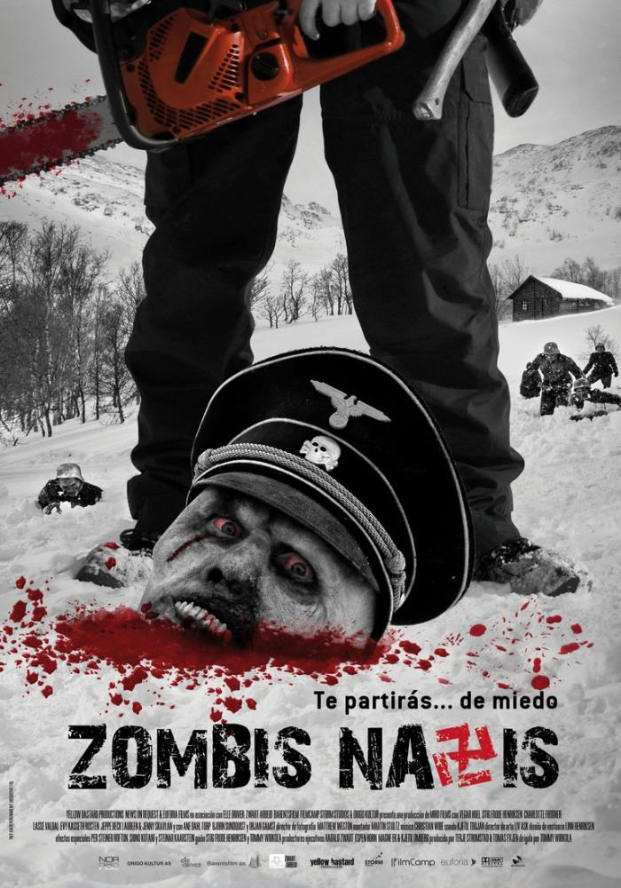 Dead Snow 4 Movie Poster, Movie Poster, Poster Satış, all posters, kanvas tablo, canvas print sales