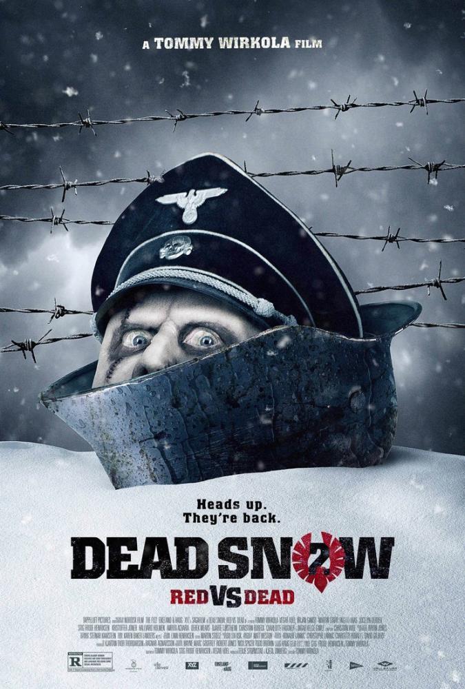 Dead Snow 3 Movie Poster, Movie Poster, Poster Satış, all posters, kanvas tablo, canvas print sales