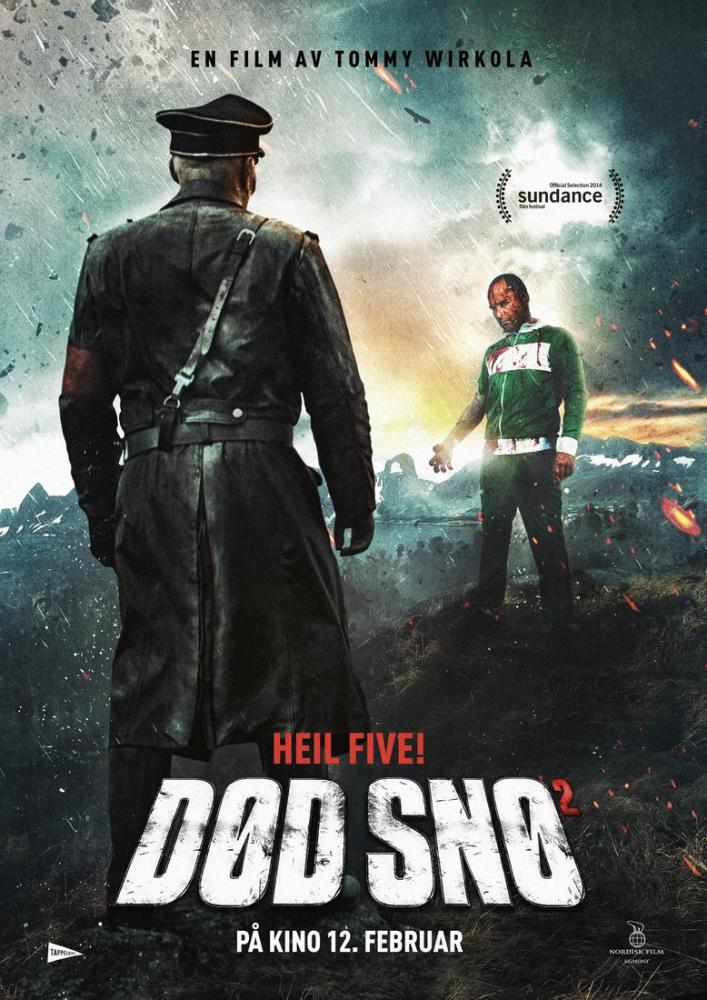 Dead Snow Film Posteri, Film Posteri, Poster Satış, all posters, kanvas tablo, canvas print sales