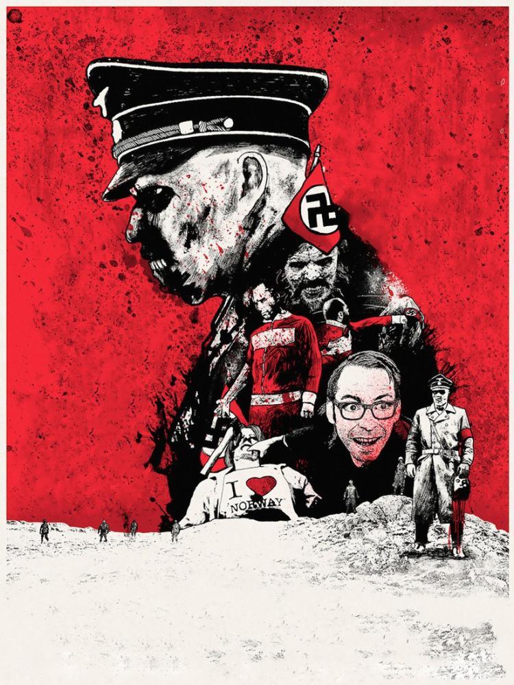 Dead Snow 2 Film Posteri, Film Posteri, Poster Satış, all posters, kanvas tablo, canvas print sales