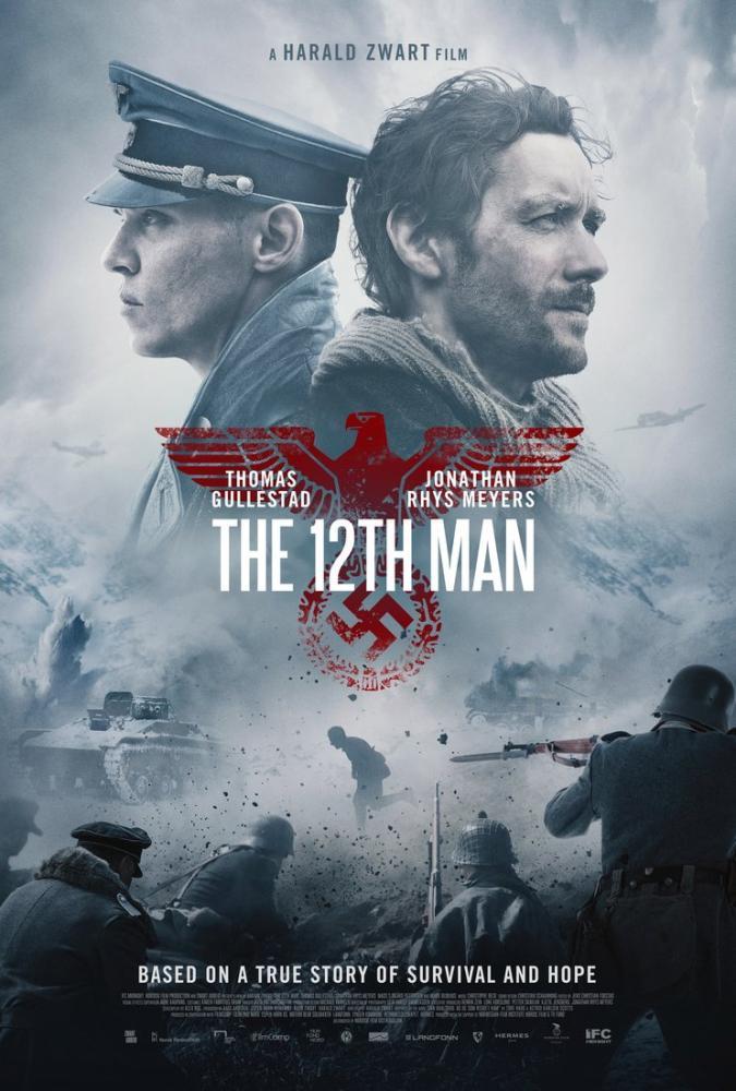 12th Man Film Posteri, Film Posteri, Poster Satış, all posters, kanvas tablo, canvas print sales