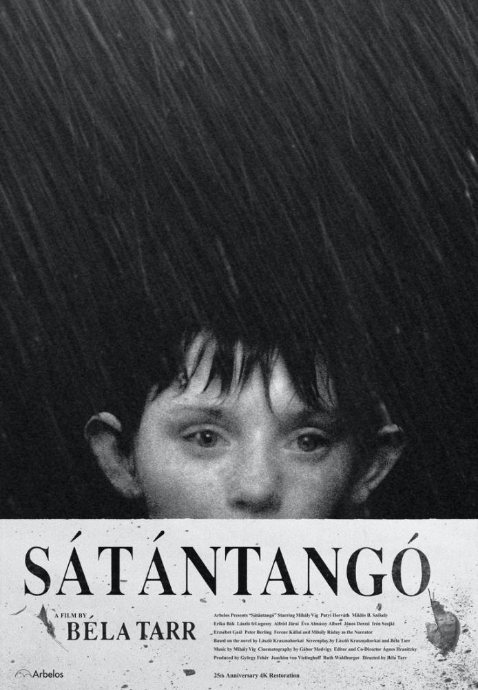 Satantango 2 Movie Poster, Movie Poster, Poster Satış, all posters, kanvas tablo, canvas print sales