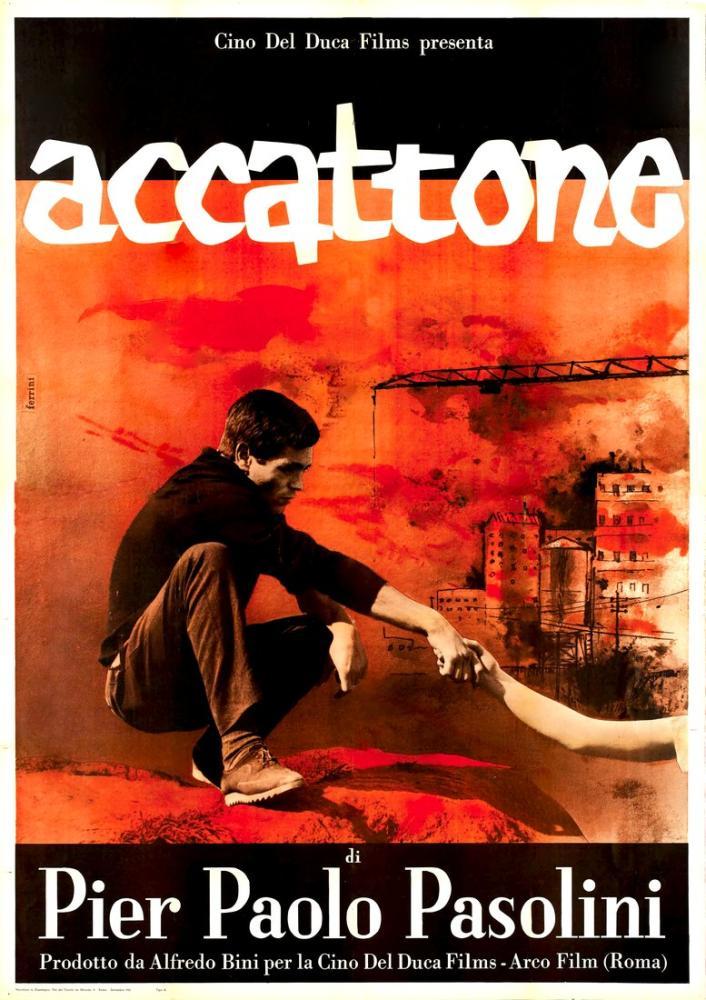 Accattone 2 Movie Poster, Movie Poster, Poster Satış, all posters, kanvas tablo, canvas print sales