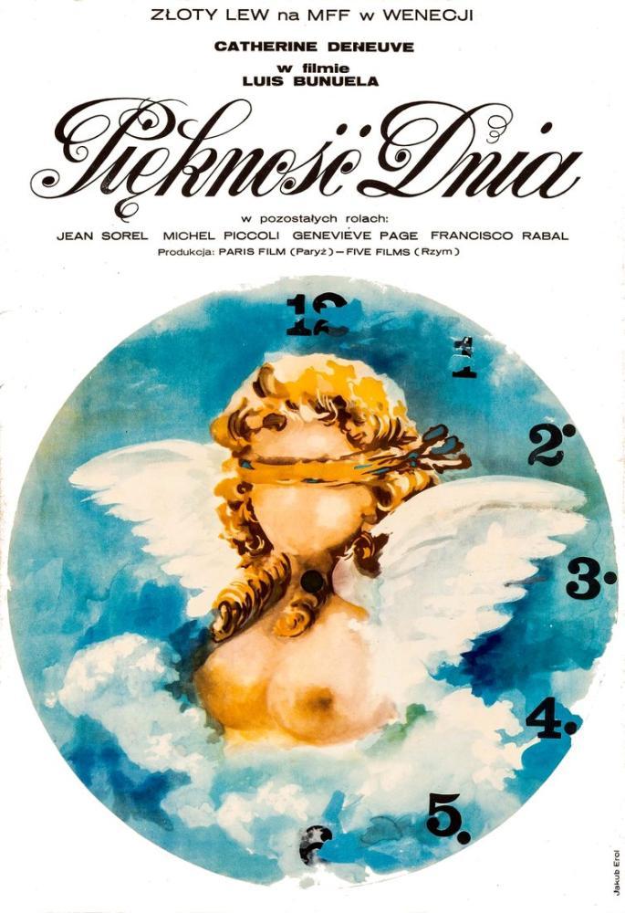 Belle de Jour Movie Poster, Movie Poster, Poster Satış, all posters, kanvas tablo, canvas print sales