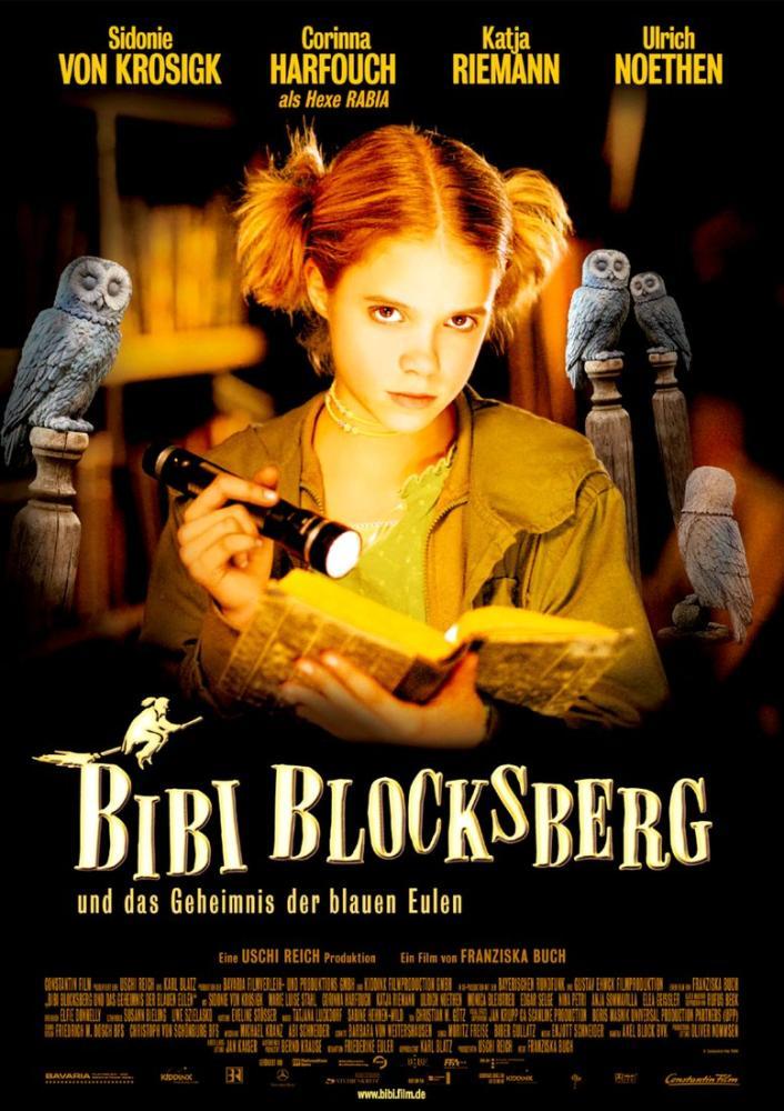 Bibi Blocksberg Movie Poster, Movie Poster, Poster Satış, all posters, kanvas tablo, canvas print sales